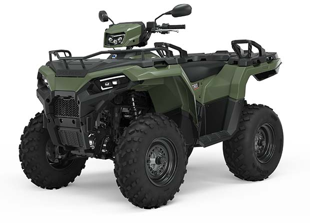 Sportsman 570 EPS Green